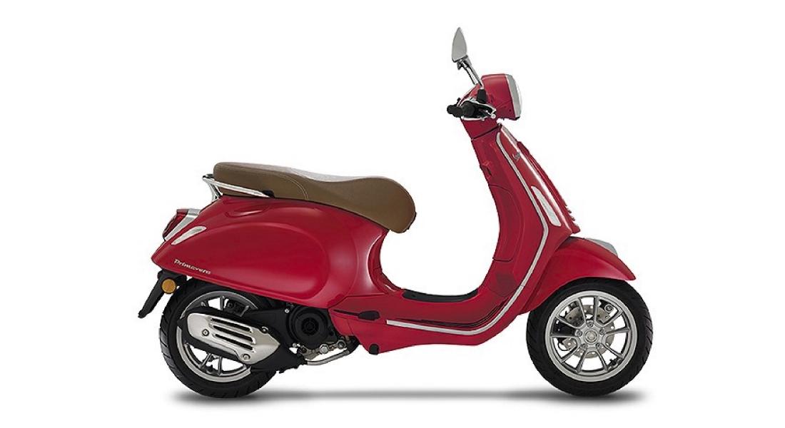 Vespa Primavera 125 ABS FL 18 E4