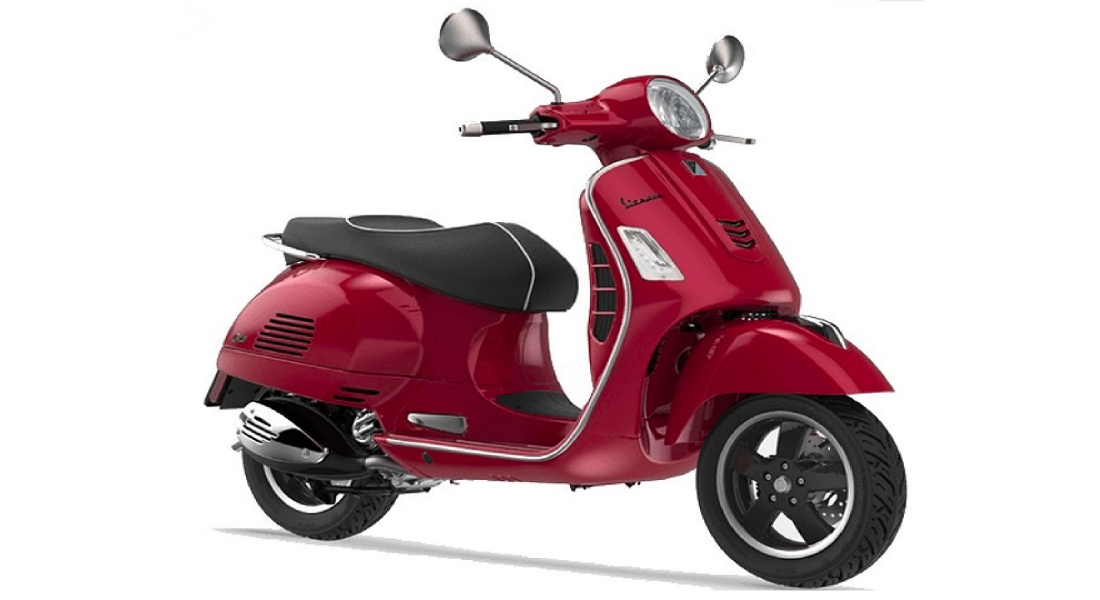 Vespa GTS 300 Super ABS E4