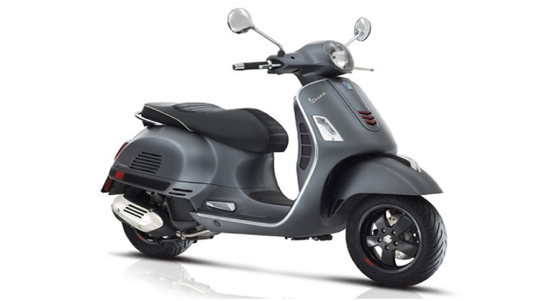 Vespa GTS 300 Supersport E4